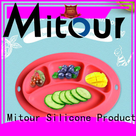 Mitour Silicone Products silicone silicone placemat for toddlers box for baby