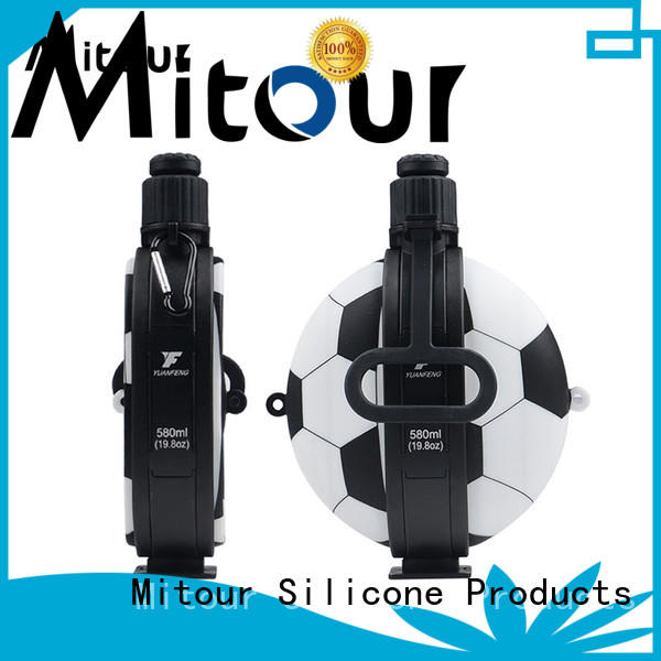 Mitour Silicone Products straight glass bottled water brands inquire now for children