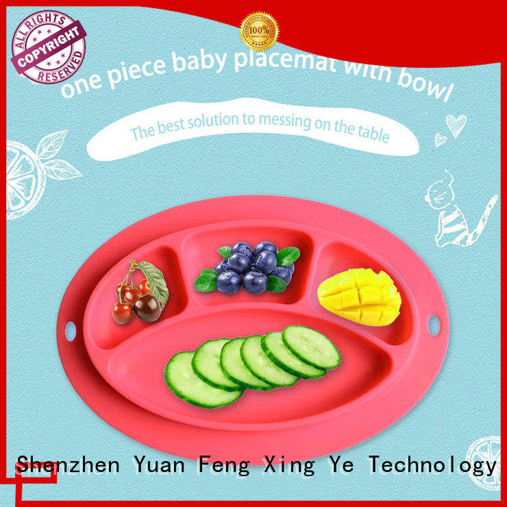 Mitour Silicone Products latest silicone table mat bulk production for children