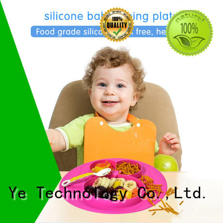 placemat silicone table mat silicone for baby Mitour Silicone Products