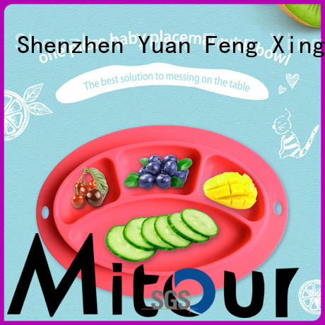 hot-sale silicone placemat for babies placematlunch for children
