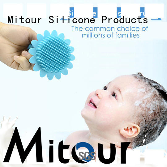 High-quality silicone makeup brush cleaner factory for shower