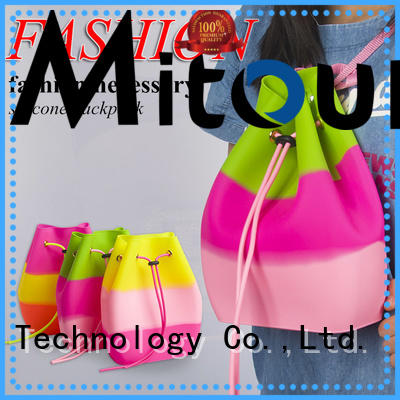 Mitour Silicone Products silicone silicone tote bag ODM for boys