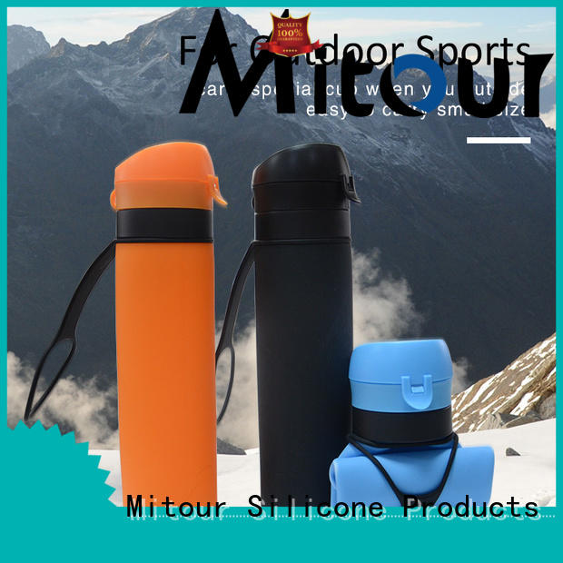 Mitour Silicone Products Wholesale silicone sleeve bottle for children