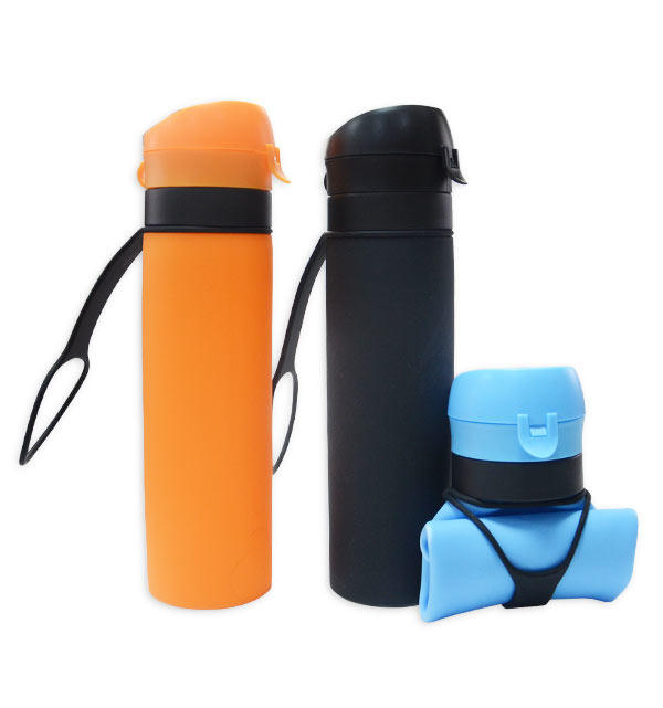 Mitour Silicone Products sports silicone collapsible bottle supplier for children-1