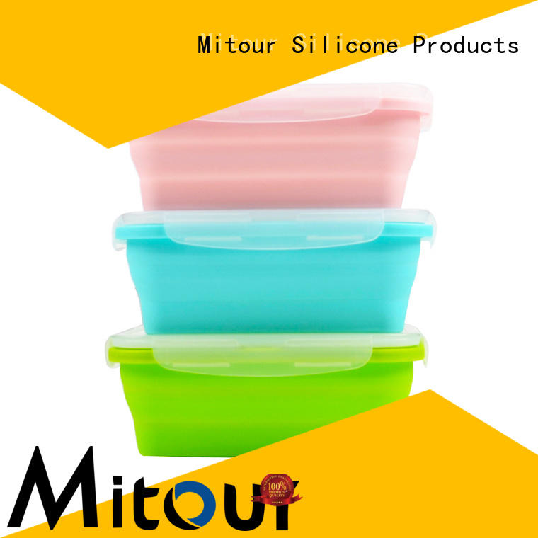 baby plate silicone silicone for children Mitour Silicone Products