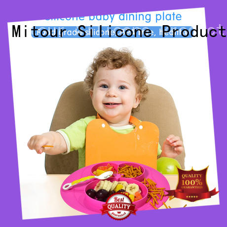 Mitour Silicone Products placemat placemat silicone bulk production for children