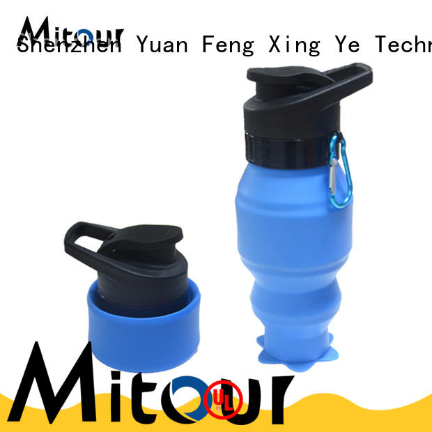 Mitour Silicone Products outdoor silicone cup for children
