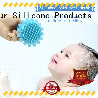 silicone silicone makeup brush functional for bath Mitour Silicone Products
