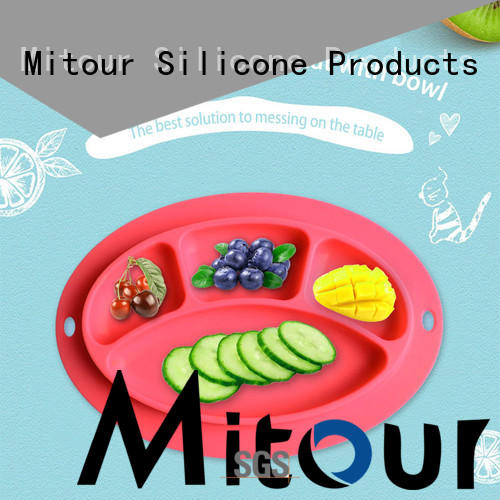 hot-sale silicone table mat silicone box for children