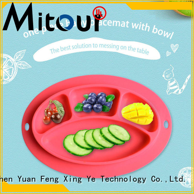 placemat silicone placemat for kids silicone for children Mitour Silicone Products