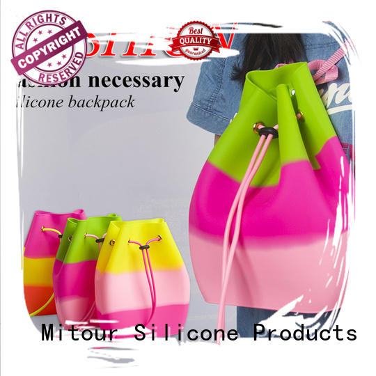 Mitour Silicone Products collapsible silicone cooking bag bag for boys