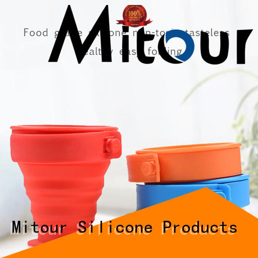 Mitour Silicone Products camouflage silicone water bottle kids for children