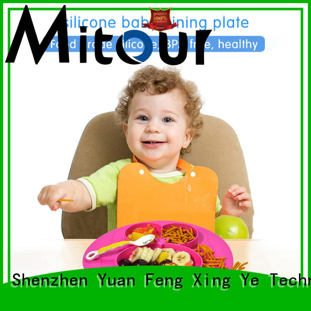 Mitour Silicone Products placemat silicone placemat Suppliers for children