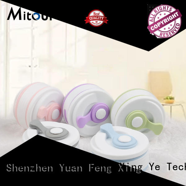 cup collapsible silicone water bottle supplier for water storage Mitour Silicone Products
