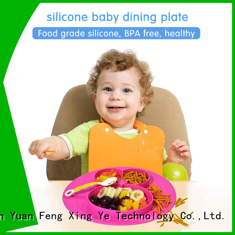 Mitour Silicone Products placemat silicone placemat for toddlers for business for baby