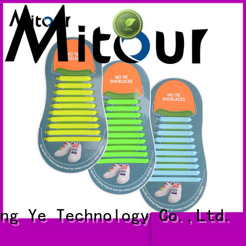 Mitour Silicone Products silicone shoelace silicone manufacturers for child