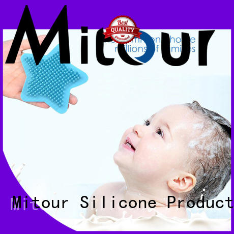 Mitour Silicone Products silicone bbq basting brush bulk production for baby