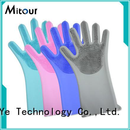 Mitour Silicone Products silicone awesome oven mitts ODM for hands protection