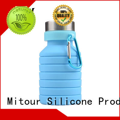 Mitour Silicone Products universal bottle silicone sports for water storage