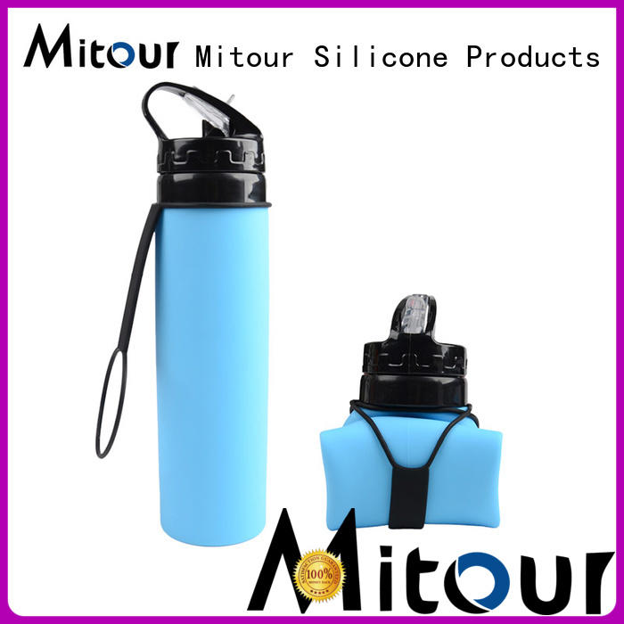 kettle silicone squeeze water bottle bulk production for children Mitour Silicone Products