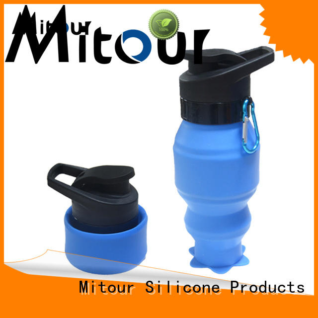 Mitour Silicone Products football silicone bottle sleeve for water storage