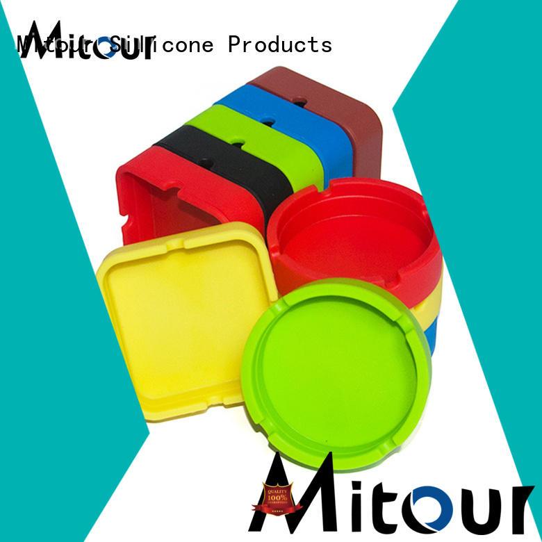 Mitour Silicone Products hot-sale custom ashtray silicone
