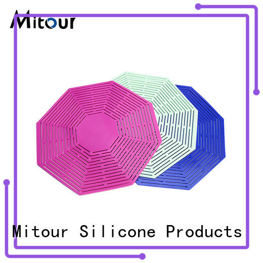 Mitour Silicone Products OEM silicone storage covers backpack for travel