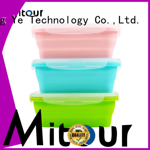 Mitour Silicone Products silicone silicone placemat for baby
