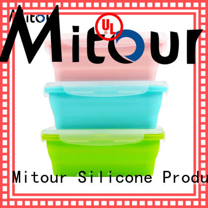 placemat silicone placemat for kids box for baby Mitour Silicone Products