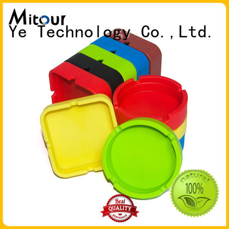 Mitour Silicone Products best quality custom ashtray buy now.