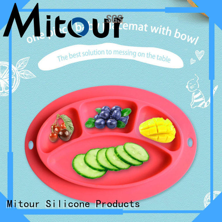 foldable silicone placematplacematfor children