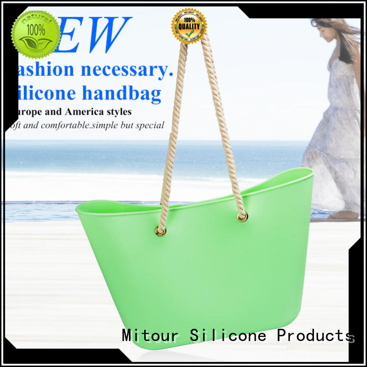 ODM silicon beach bags OEM for trip Mitour Silicone Products