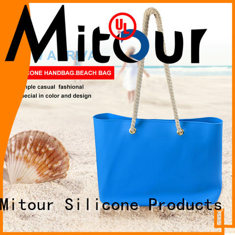 Mitour Silicone Products silicone tote handbag backpack for boys
