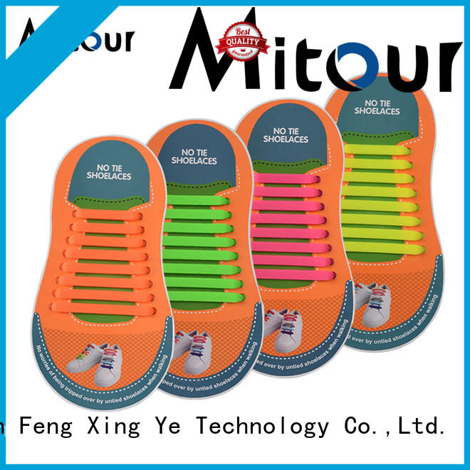 silicone laces for child Mitour Silicone Products