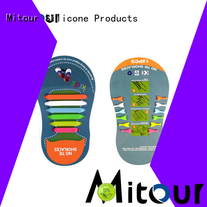 silicone silicone shoelaces free sample for boots