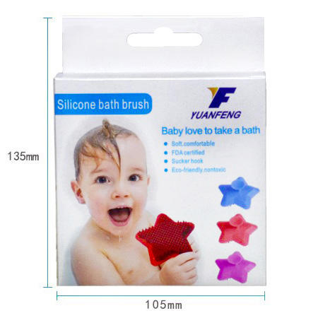 hot-sale silicone baby brush bulk production for shower-3
