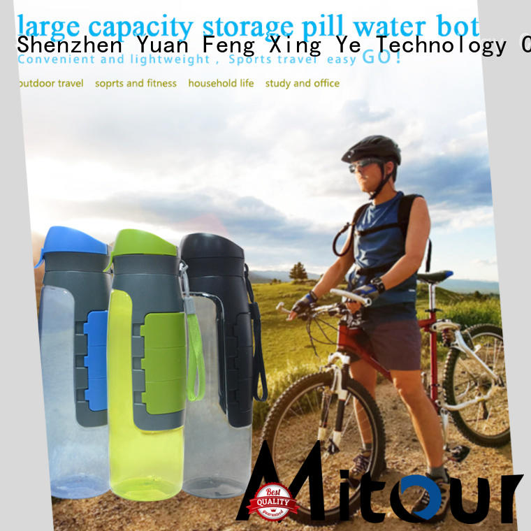 New ultralight water bottle silicone supplier for water storage