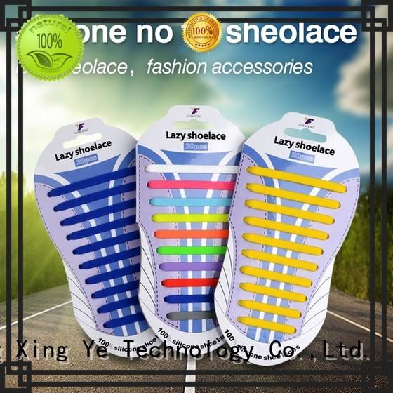 bulk silicone shoelace contact for for shoes Mitour Silicone Products