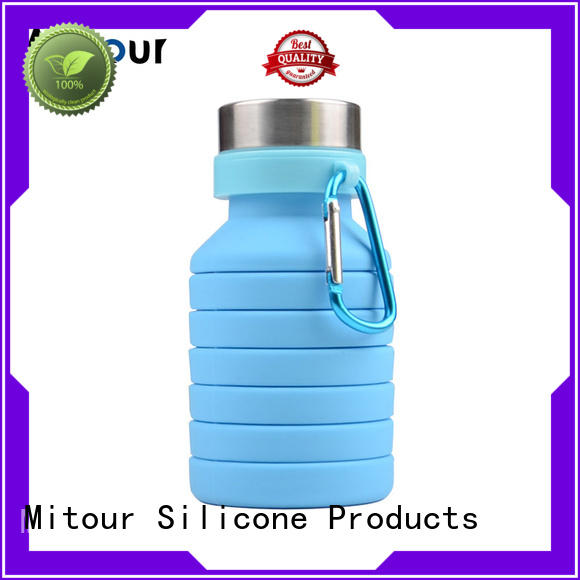 Mitour Silicone Products sports silicone squeeze bottle supplier for children