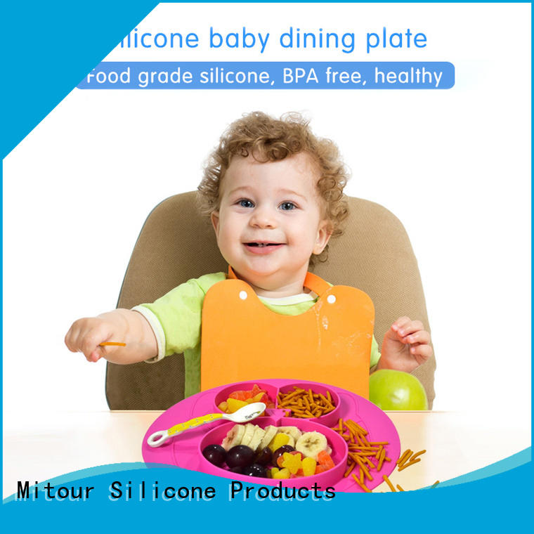 hot-sale silicone placemat for babies silicone Supply for children