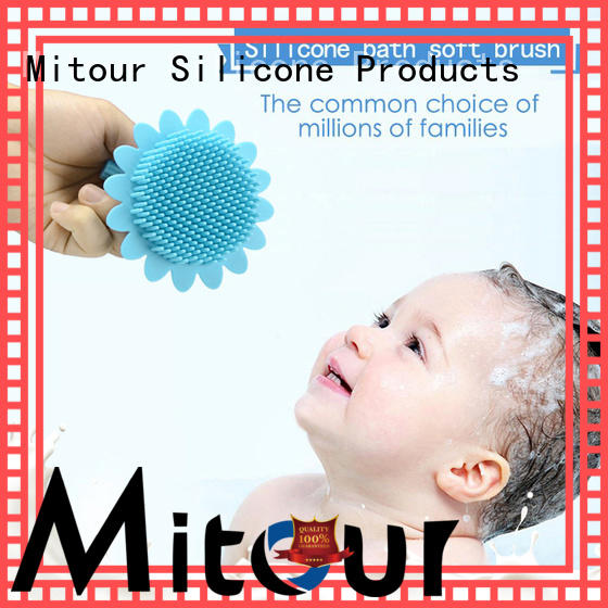 Mitour Silicone Products silicone barbecue brush bulk production for baby