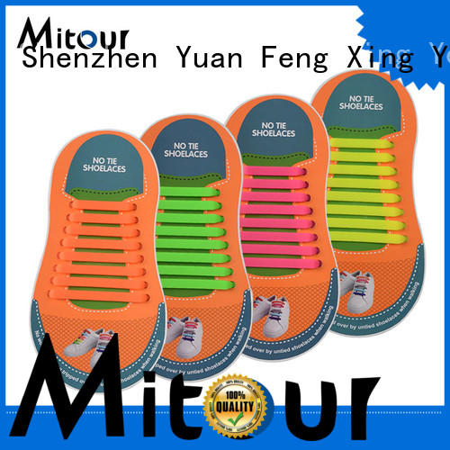 no for elastic silicone shoelaces shoelaces Mitour Silicone Products company