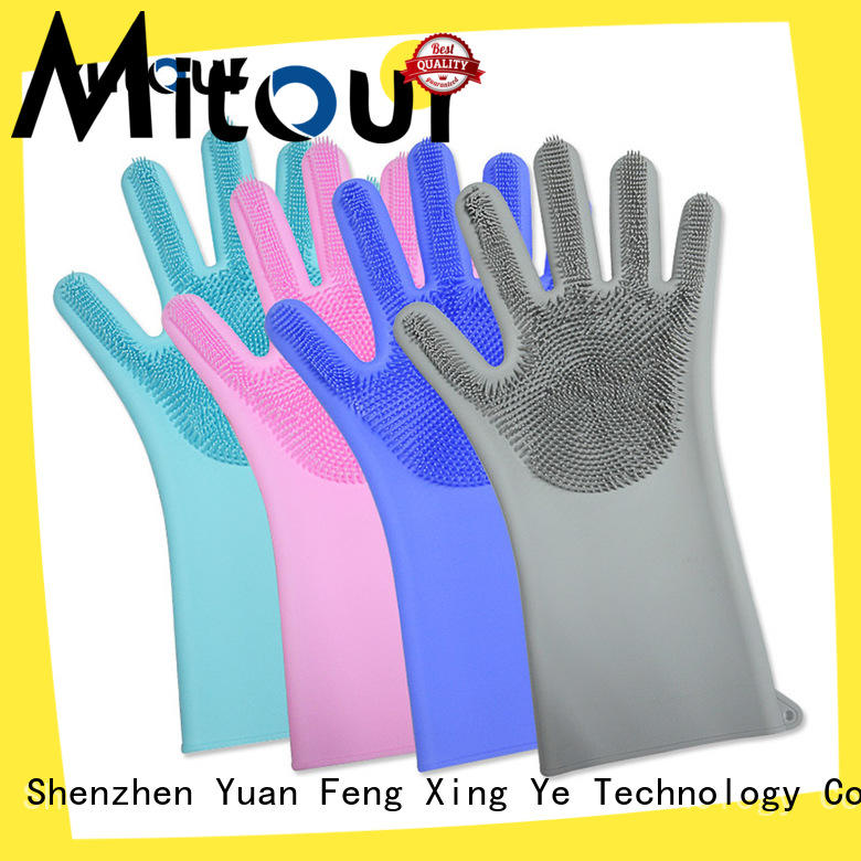 Mitour Silicone Products silicone small oven gloves factory price