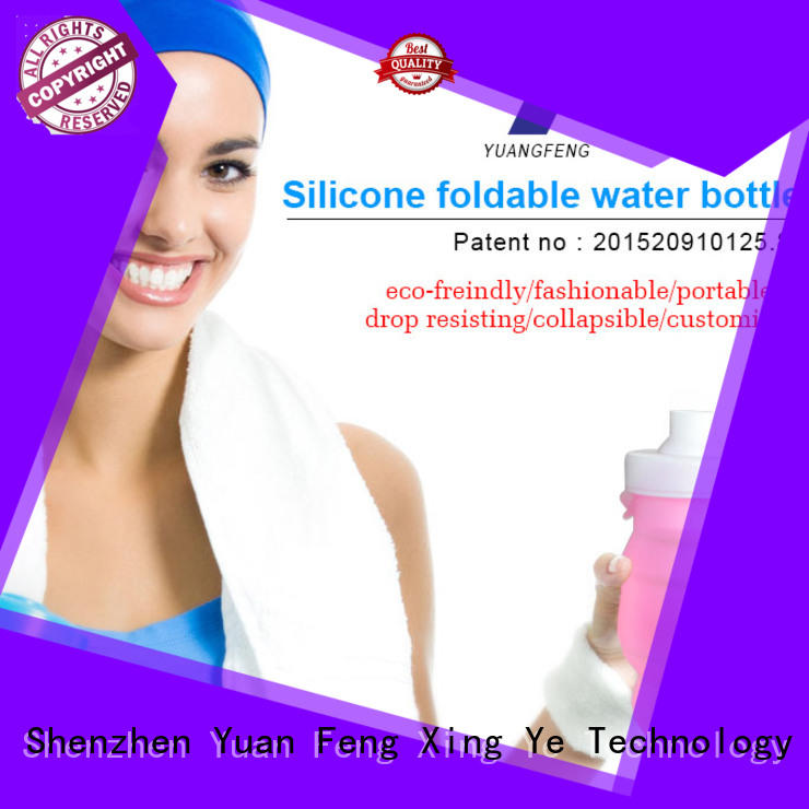 outdoor silicone hot water bottle bulk production for water storage