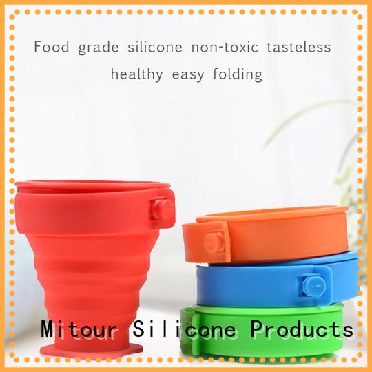 Mitour Silicone Products purse silicone travel bottles bulk production for children