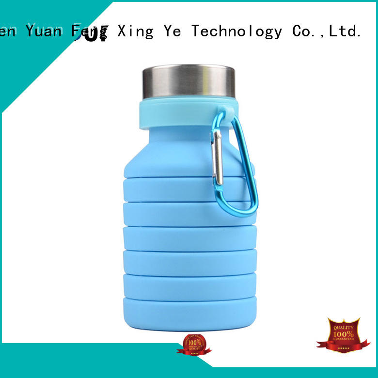Mitour Silicone Products straight silicone water bottle safety supplier for children