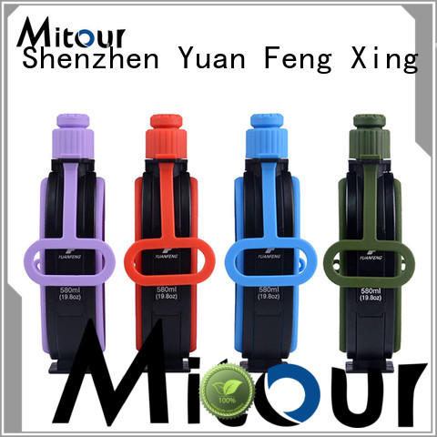 Mitour Silicone Products Wholesale eco glass water bottle supplier for children