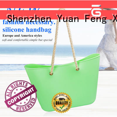 Mitour Silicone Products beach silicone handbag backpack for trip