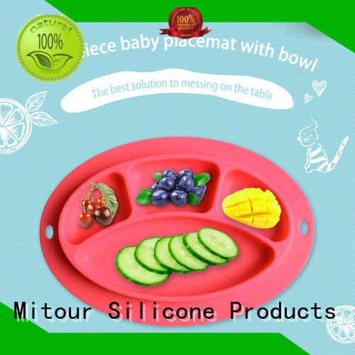 placemat silicone kids placemat for children